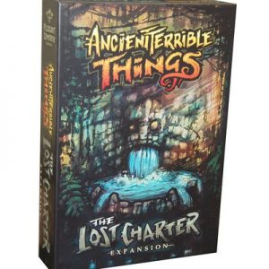 Ancient terrible things - The lost charter